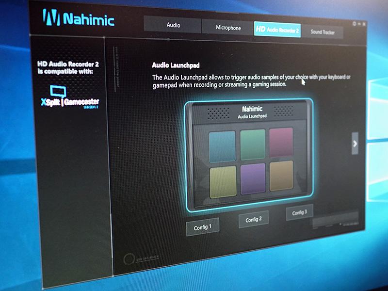 ゲーム配信時などに気軽に効果音が足せる機能も新たにサポート。