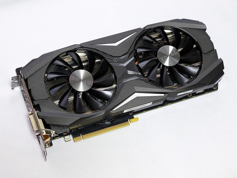 ZOTAC GeForce GTX 1070 AMP Edition