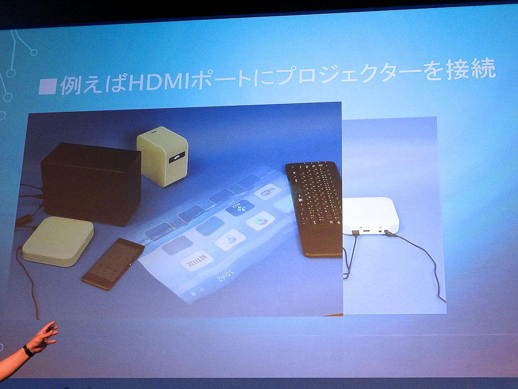 マルチメディアプラットフォームとして使うなら、HDMIポートを備えたNASを選択する