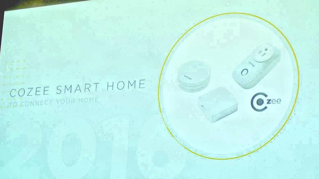 最近ではスマートホーム向けのデバイスなどもラインナップしているという
