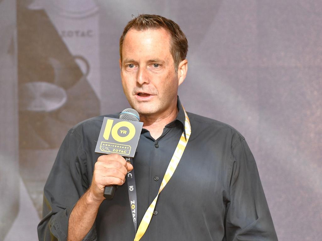 NVIDIAのVP of Sales、John Milner氏も登壇