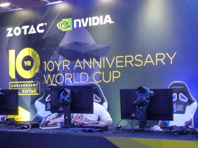 ZOTAC 10th Year Anniversary World Cup