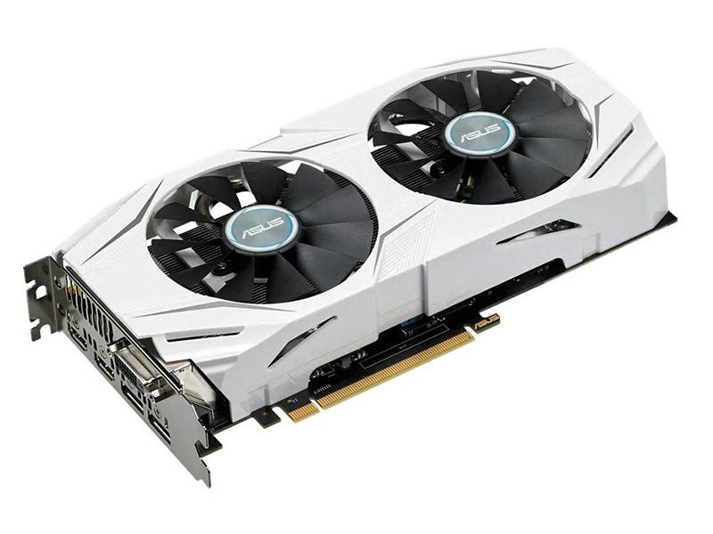 <b>ASUSTeK Computer<br>DUAL-GTX1060-O6G<br>実売価格:39,000円前後</b>