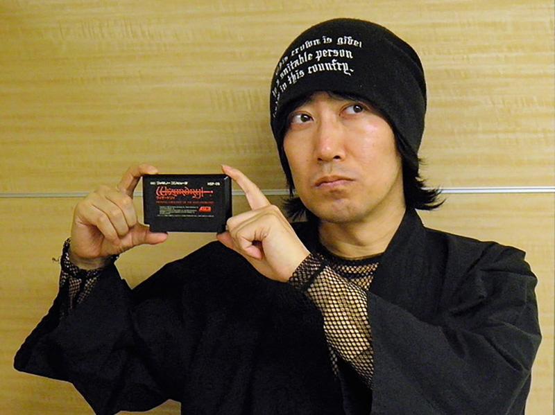 生プレイということで、本番中にクリティカルヒットやエナジードレインをくらってもプレイヤーである増田さんのせいではないのでご勘弁を。あ、「いしのなかにいる」を出しちゃったらプレイヤーのせいですから!