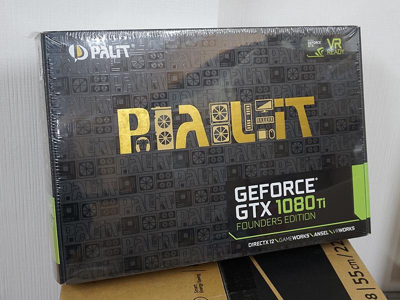 Palit「NEB108T019LC-PG611F」