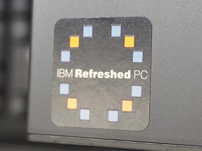 IBM Refreshed PC。