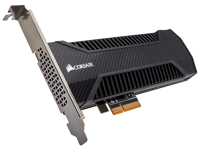 リード3,000MB/sのNVMe SSD「Corsair Neutron NX500」