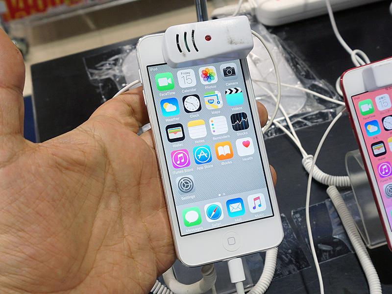 第5世代iPod touchの中古品