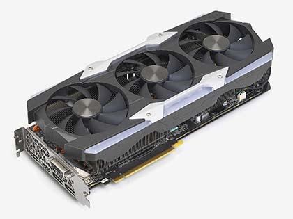 GPU性能はクーラーによってどこまで変わるのか?ZOTAC「ICE STORM」クーラーの実力を探る GeForce GTX 1080 Ti AMP Extreme