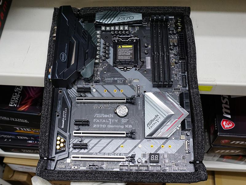 Fatal1ty Z370 Gaming K6