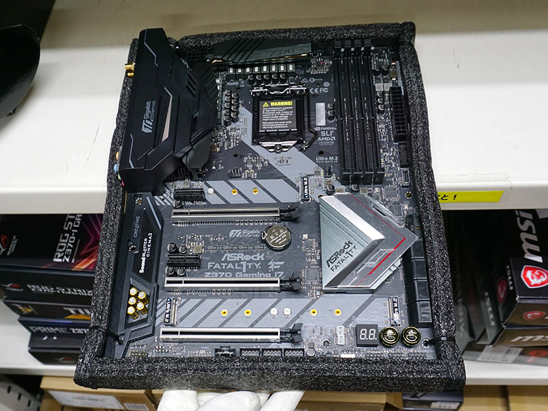 Fatal1ty Z370 Professional Gaming i7