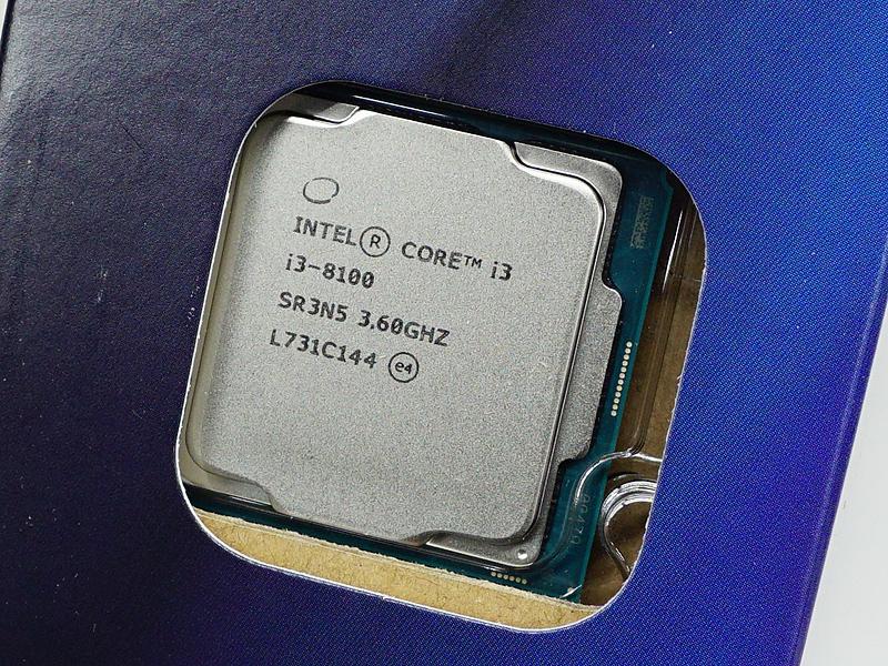 Core i3シリーズ