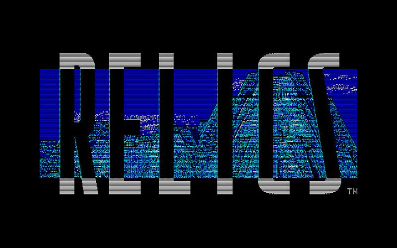 オープニングデモでは水中から都市が現れ、その都市の外観が映し出されつつスタッフクレジットが表示された後、タイトルロゴが大きく映し出されます