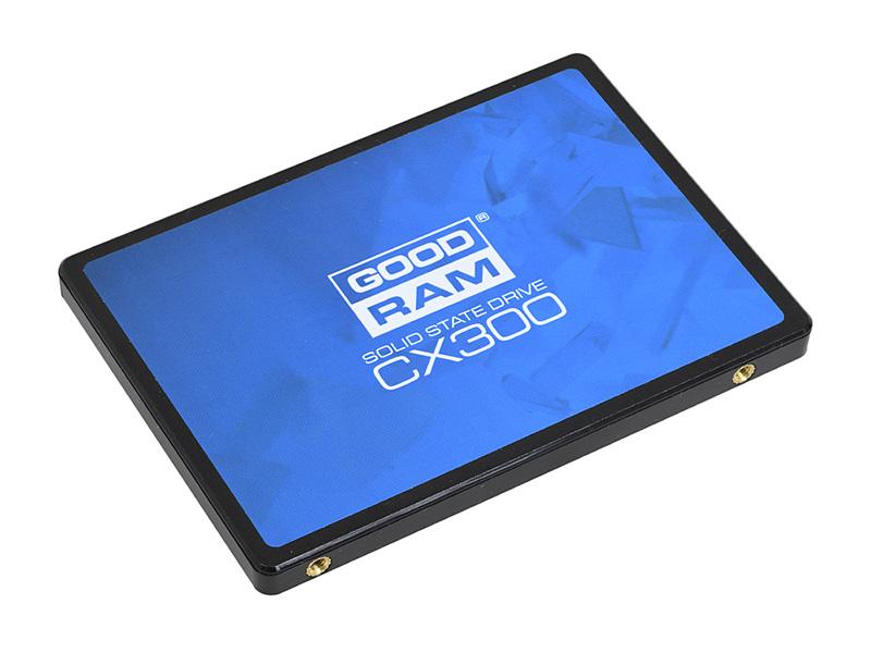 国内初参入製品「GOODRAM SSD CX300」。TLC NANDにPhison S11コントローラを搭載したスタンダードモデル。容量ラインナップも120GBから960GBまでをカバーする