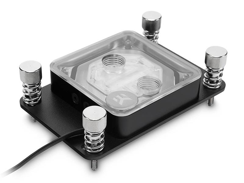 EK-Supremacy EVO AMD RGB - Nickel