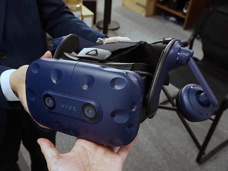 VIVE Pro HMD(アップグレードキット)(99HANW023-00)