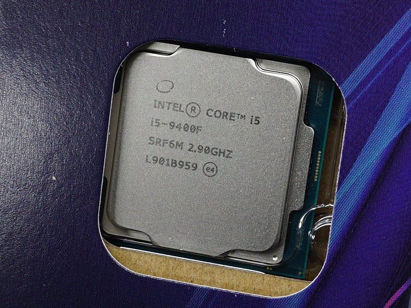 Core i5-9400F