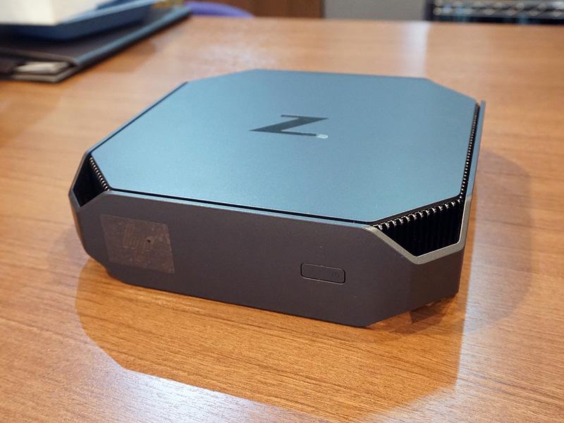 4日(月)から販売されるHPのミニワークステーション「Z2 Mini G3」の特価品