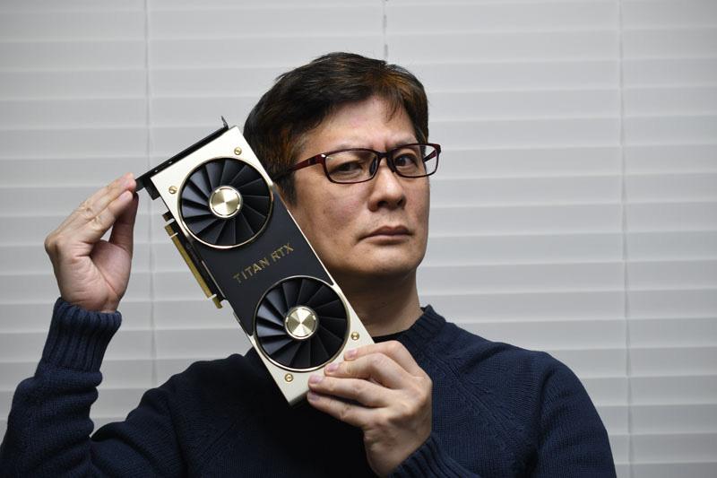 """""""KTU""""加藤勝明氏"""