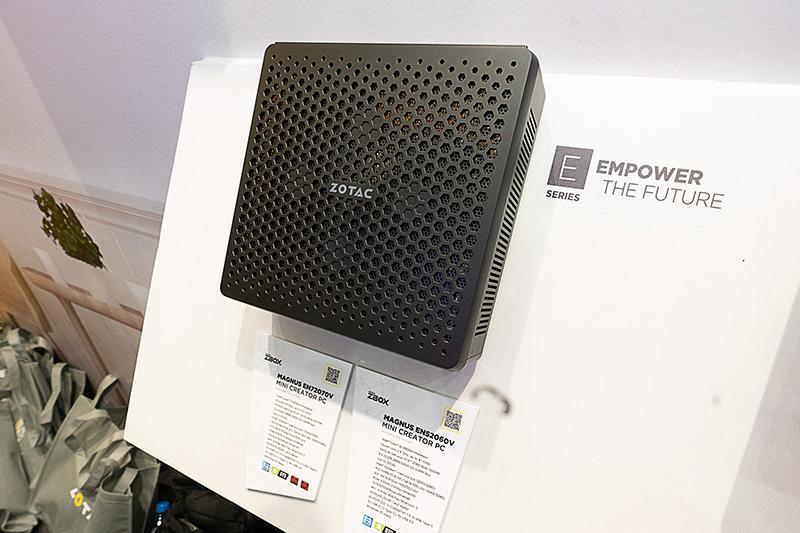Hシリーズの第9世代CoreプロセッサーとGeForce RTX 2070やGeForce RTX 2060を搭載するミニクリエイターPC「MAGNUSシリーズ」