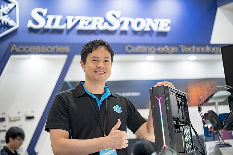 Product Marketing Manager<br>Tony Ou氏