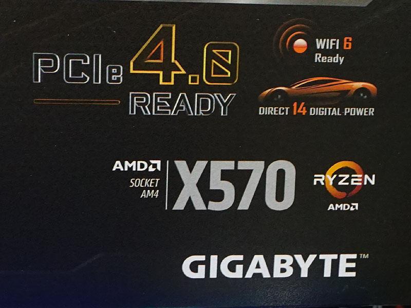 PCIe 4.0 READY