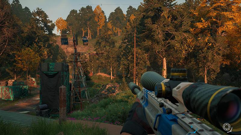 とある土地の平和を取り戻すため戦う「Far Cry New Dawn」<br>(C)2019 Ubisoft Entertainment. All Rights Reserved.