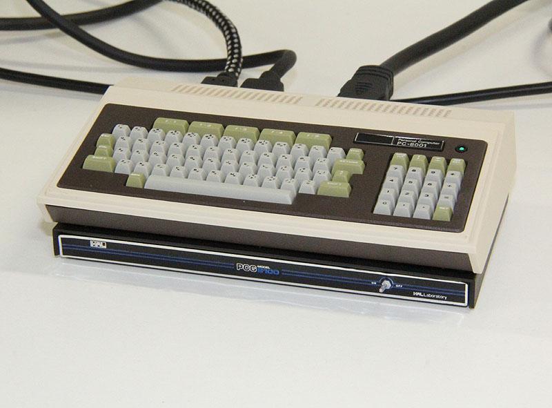 PasocomMini PC-8001 PCGセット
