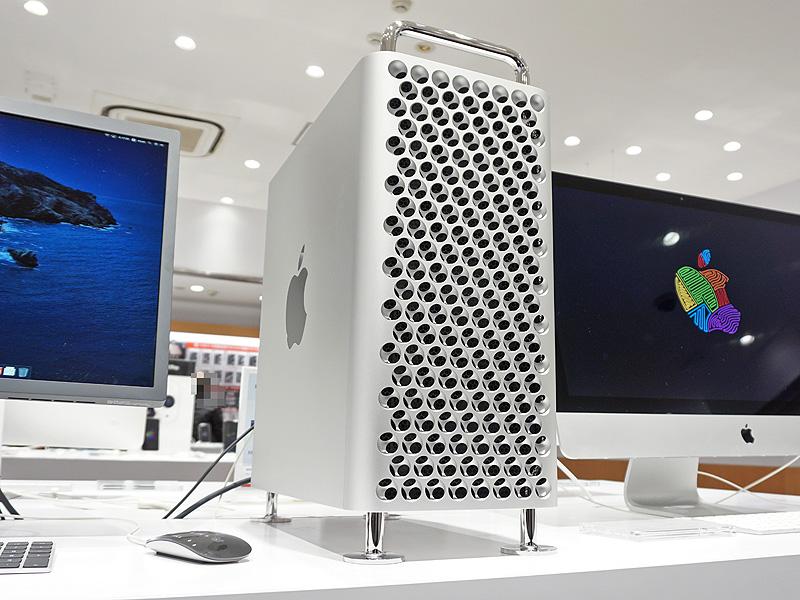 Mac Pro 2019年モデルの展示がスタート
