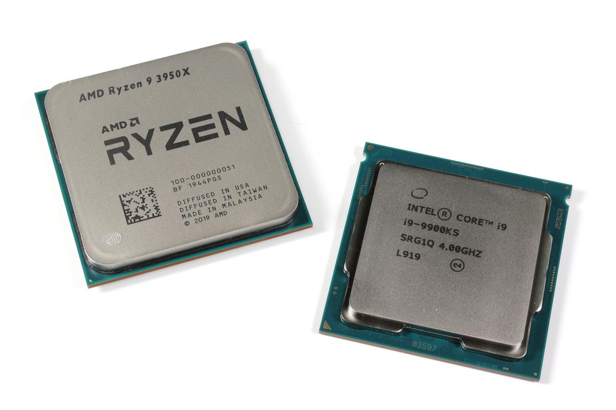 Intel/AMDの主要CPUの対応メモリを再確認。