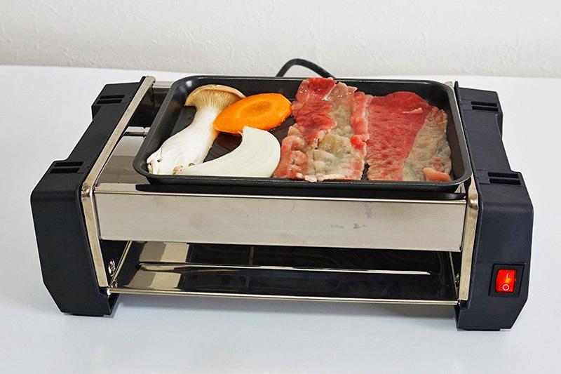 サンコー 卓上ひとり焼肉プレート
