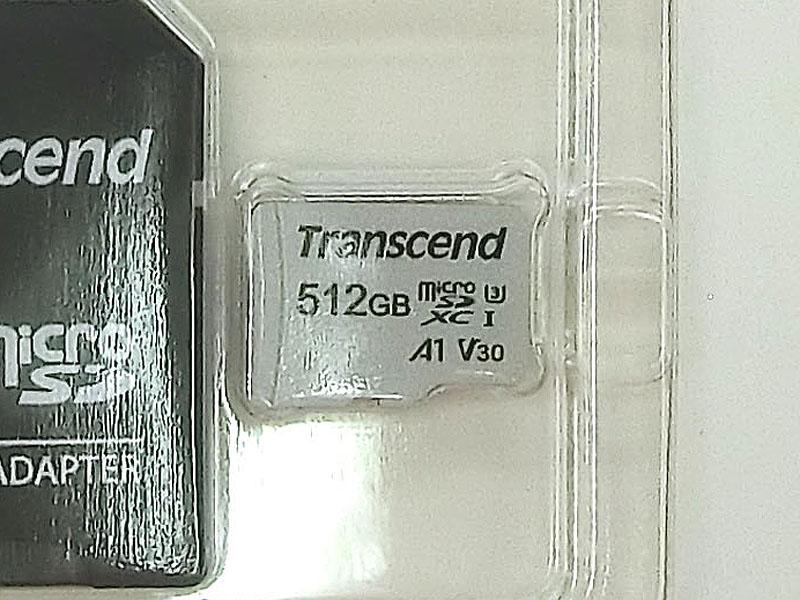 「TS512GUSD300S-A」
