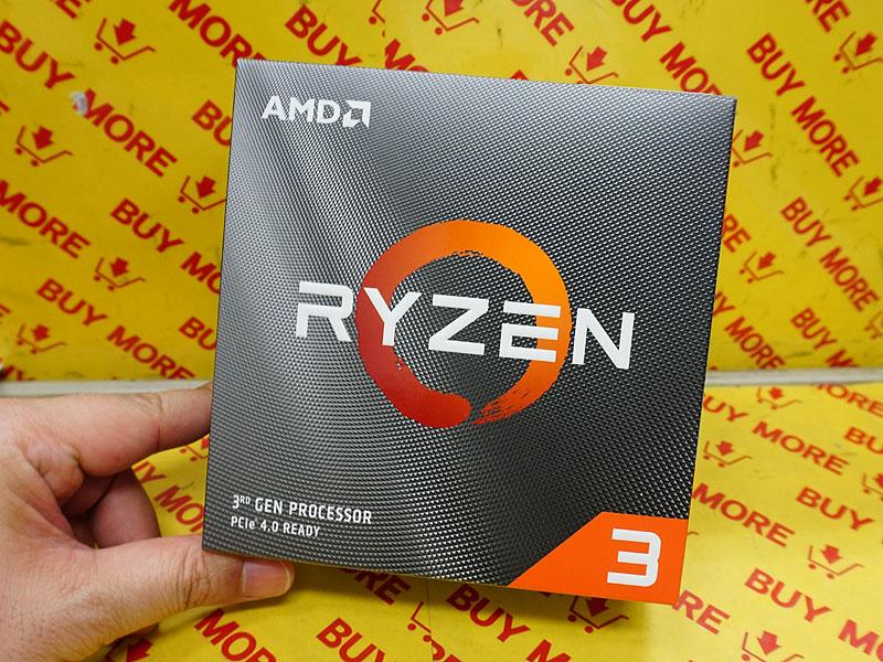 Ryzen 3 3300X/3100