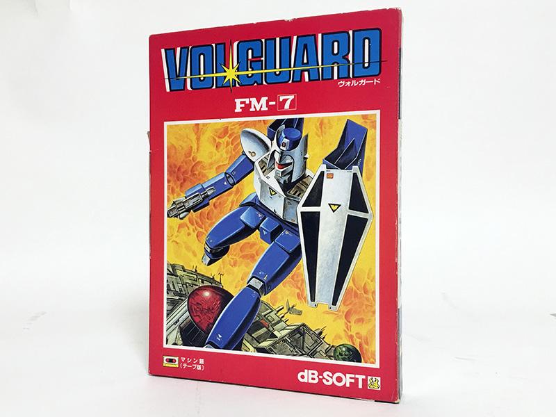パッケージに描かれているのは、ヴォルガードとして戦っているシーンです。今のロボットイラストよりも、各パーツがスッキリしているのが印象的です。