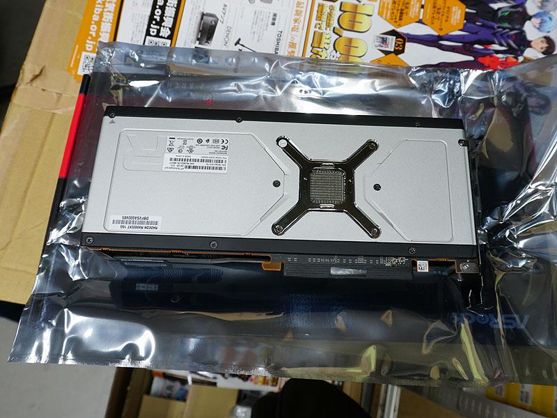 写真はASRockのRadeon RX 6800 XT