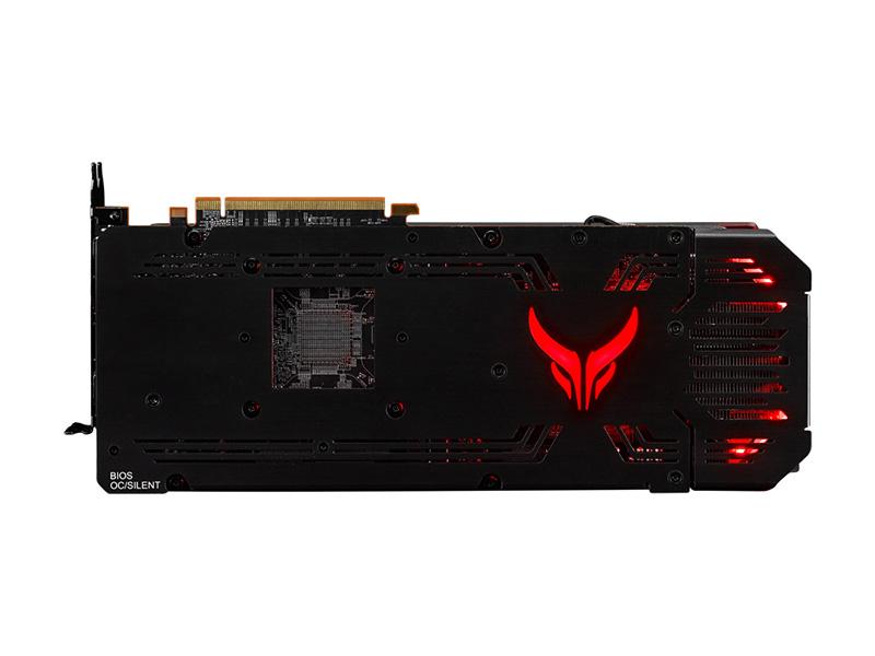 写真のモデルは「Red Devil AMD Radeon RX 6800XT 16GB GDDR6 Limited Edition」