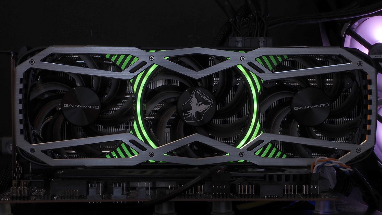 Gainward「GeForce RTX 3080 Phoenix GS」