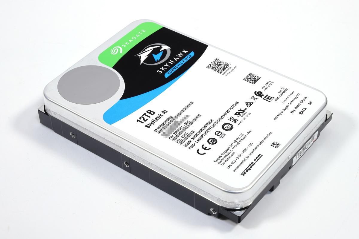 ヘリウム封入HDDのように、以前のHDDよりも製品自体の耐久性や品質が向上しているモデルが増えている。