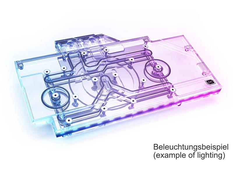 写真のモデルはASUS ROG STRIX用モデル