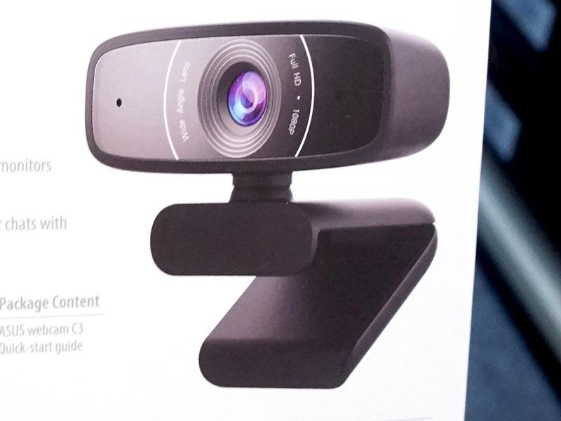 Webcam C3