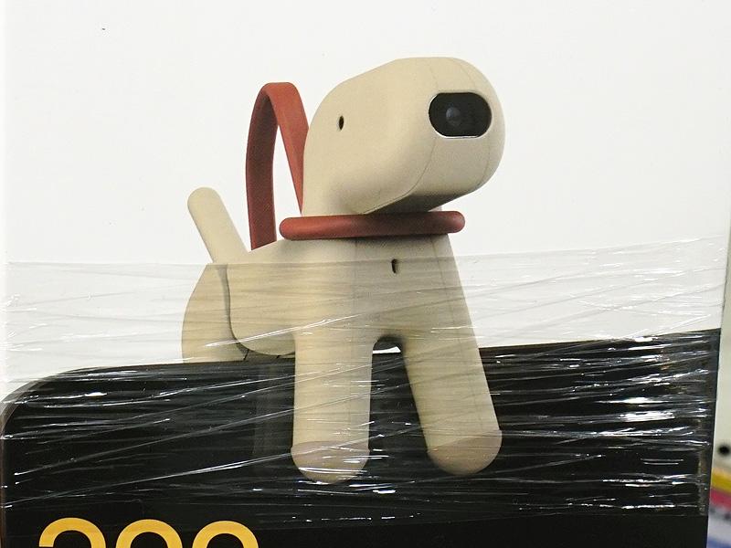 犬型Webカメラ「wanco」がエレコムから