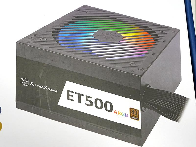 SilverStone「ET500-ARGB」