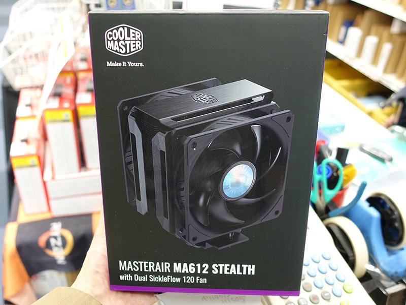 MasterAir MA612 Stealth
