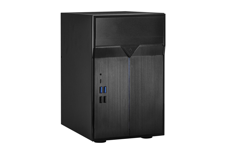 AMD X300チップセット搭載ベアボーンPC「DeskMini Max」