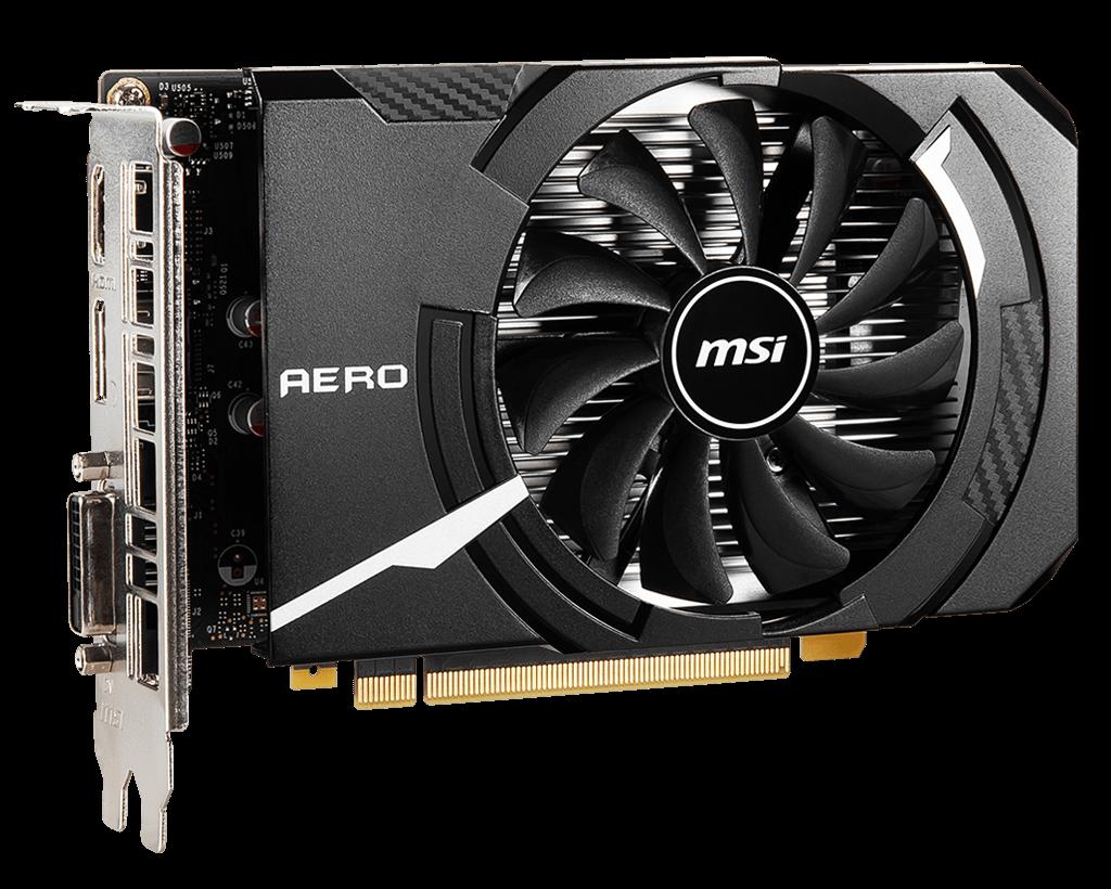 GeForce GTX 1650 D6 AERO ITX J OC(実売価格35,000円前後)