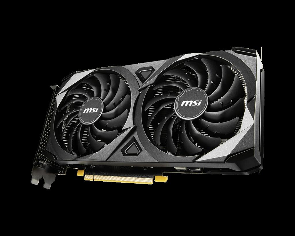 GeForce RTX 3060 VENTUS 2X 12G OC(実売価格80,000円前後)