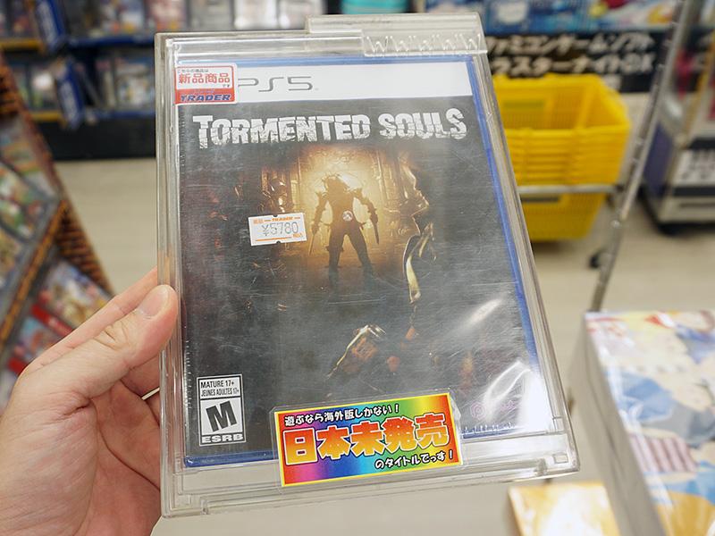 「Tormented Souls