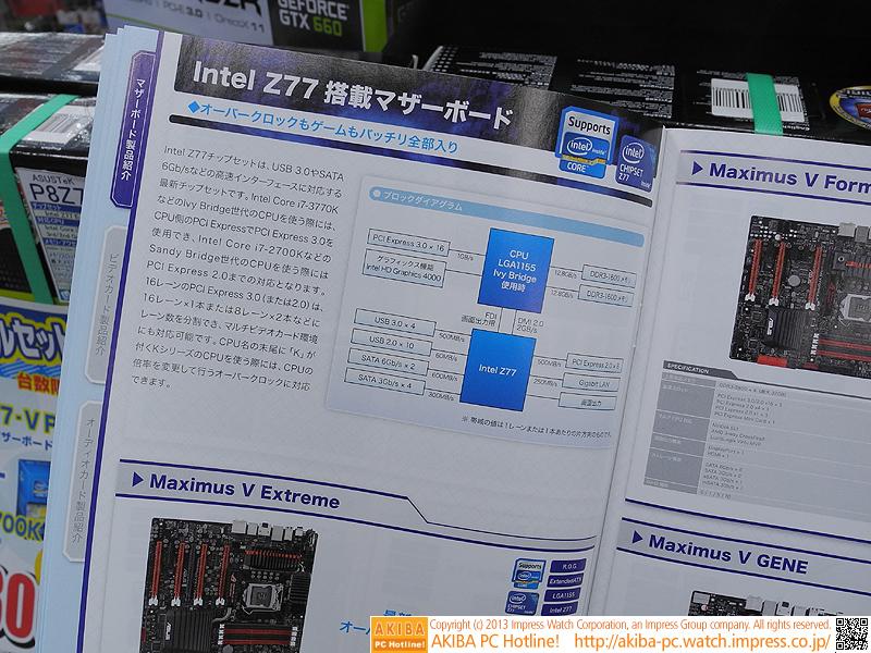 Intel系チップセットの解説。