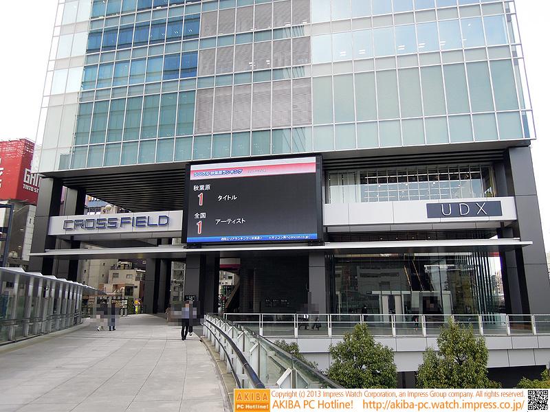 秋葉原UDXで展示会や上映会が実施される。