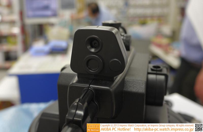 内蔵Webカメラ